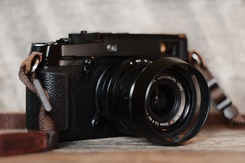Fujifilm blog Fujinon 23mm f/2 Lens