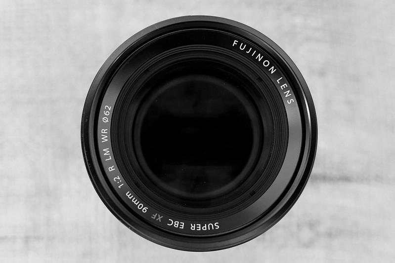 Fujifilm Fujinon 90mm f/2 Lens