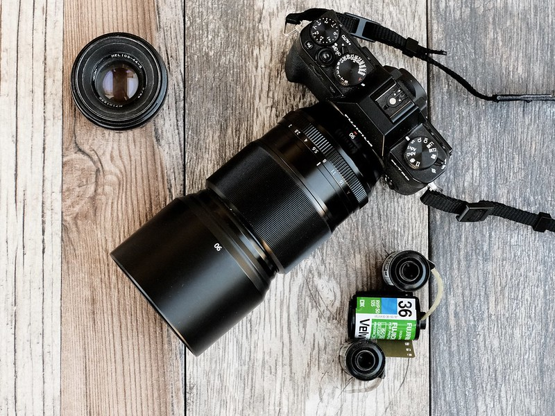 Fujifilm Fujinon 90mm f/2 Lens Review
