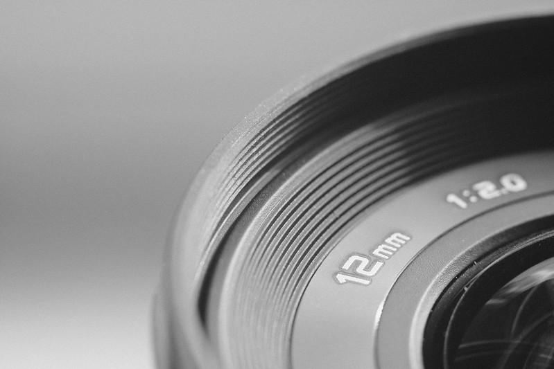 Rokinon 12mm f/2 Lens Fujifilm