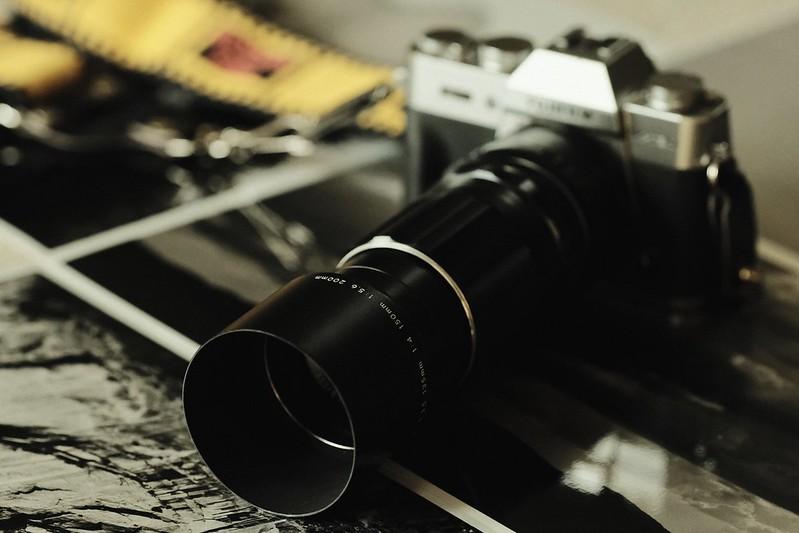 Fujifilm XT30 Blog Asahi Pentax Super Takumar 135mm f/3.5