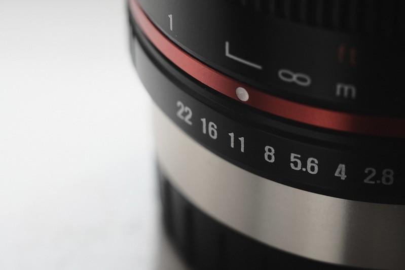 Fujifilm Rokinon 12mm f/2 Lens
