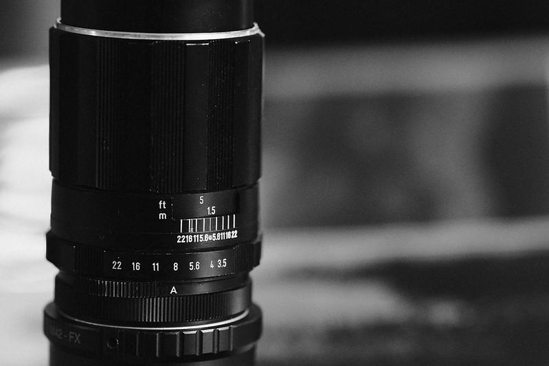 Fujifilm Blog Asahi Pentax Super Takumar 135mm f/3.5
