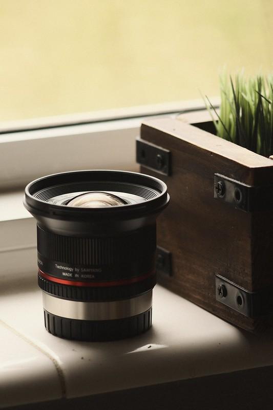 Fujifilm Rokinon 12mm Lens