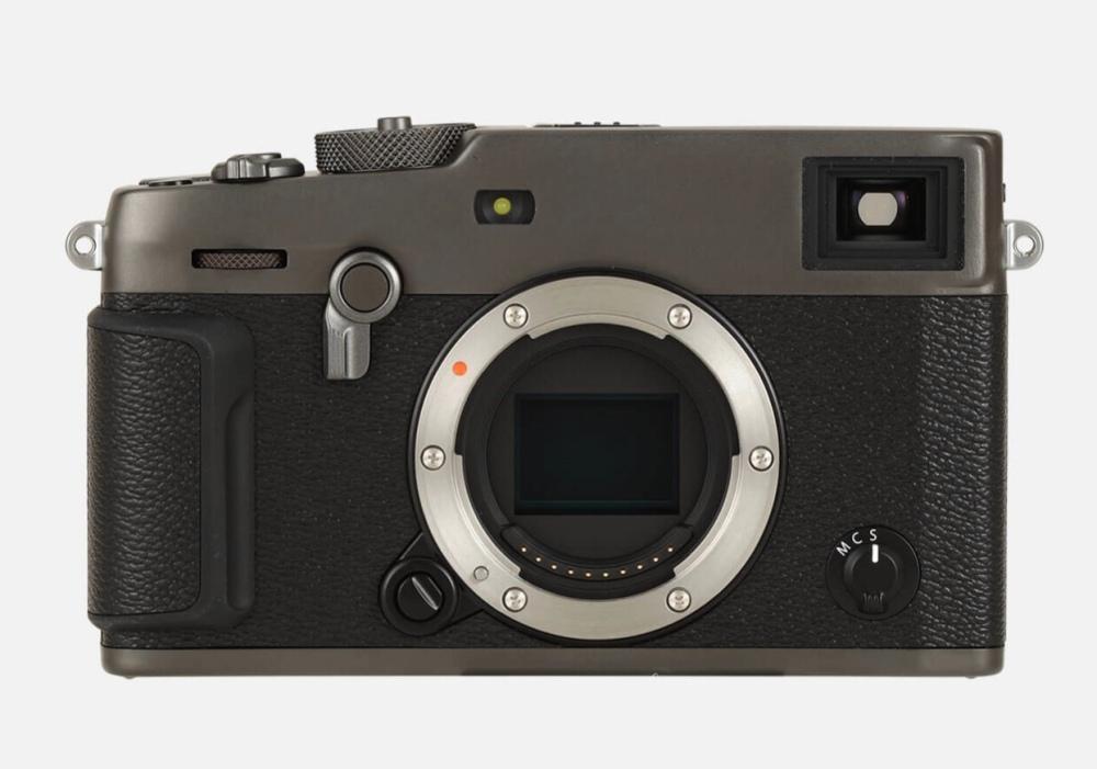 Fujifilm-X-Pro-3-Front