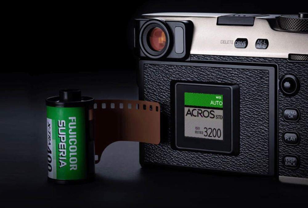 Fujifilm X-Pro3 Blog