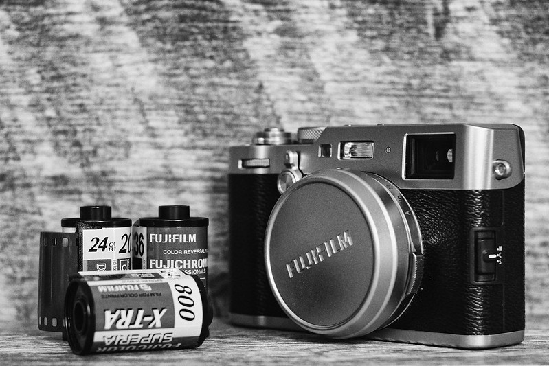 Fujifilm Film Simulation Blog