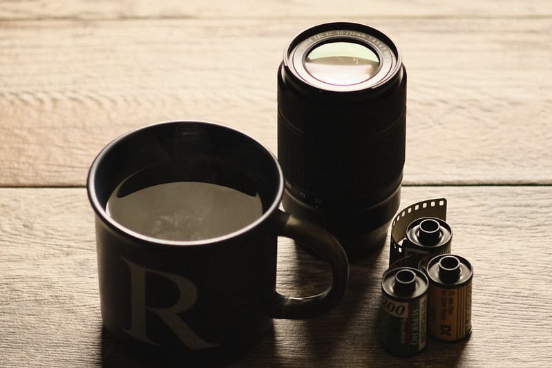 Fujifilm Fujinon 50-230mm Lens Review Blog