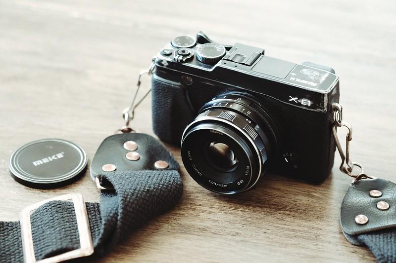 Fujifilm X-E1 Camera Photography Blog