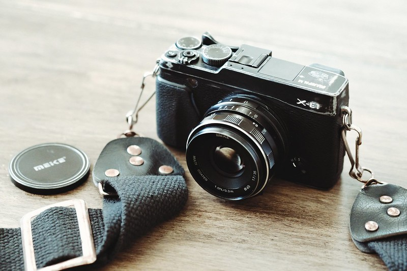 Fujifilm X-E1 Camera Photography Blog