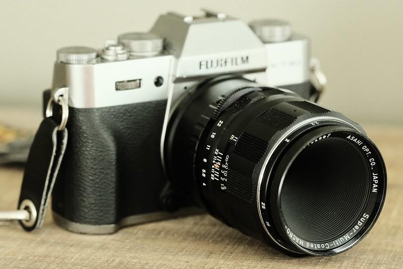 Asahi Pentax Macro Takumar 50mm f4 Fujifilm XT30