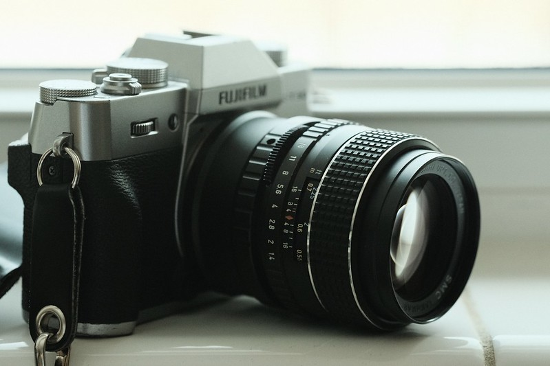 Asahi Super Takumar 50mm f/1.4 Fujifilm X-T30 Blog