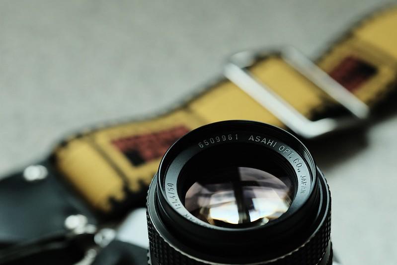 Asahi Super Takumar 50mm f/1.4