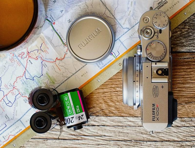 Fujifilm X100F Blog