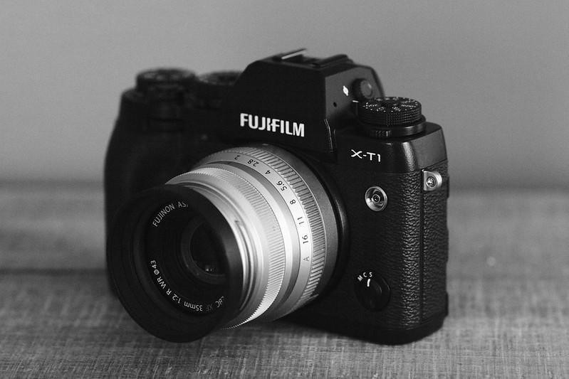 Fujifilm X-T1 Fujinon 35mm f/2