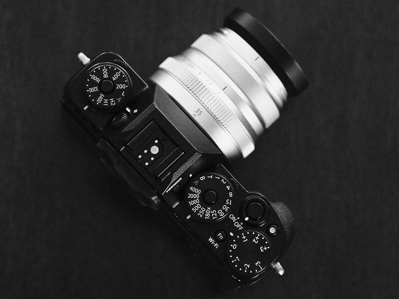Fujifilm X-T1 Blog