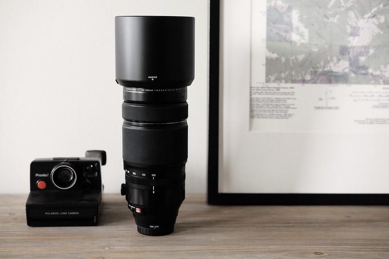 Fujifilm Fujinon 100-400mm lens review