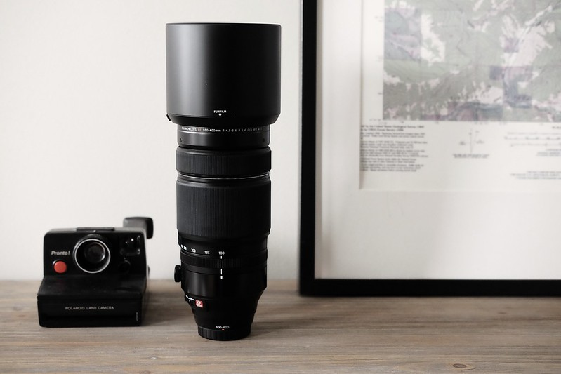 Fujifilm Fujinon 100-400mm lens review