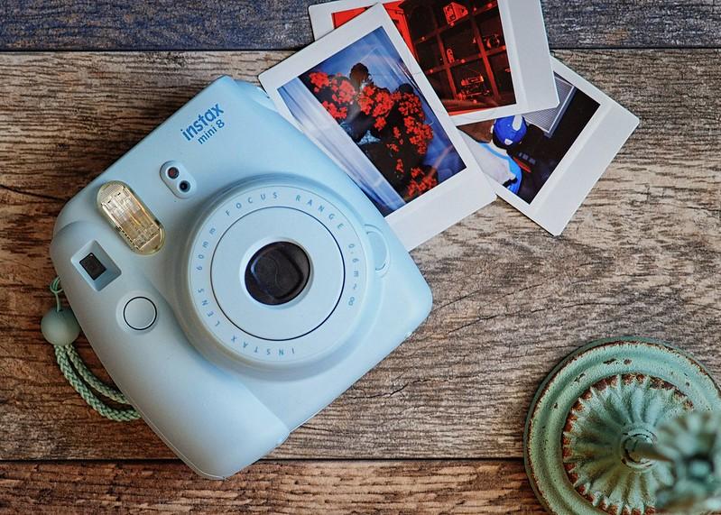 The Joy of Instant Film — A Fujifilm Instax Mini 8 Review